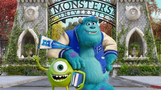 Monsters University (2013) Image