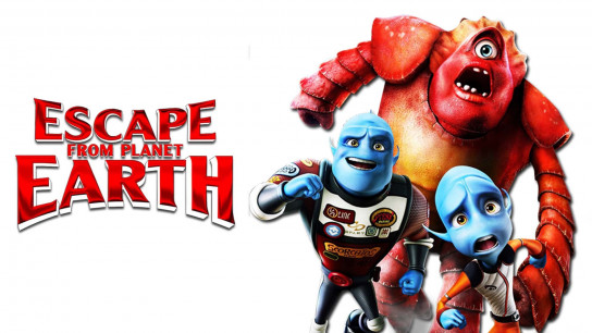 Escape from Planet Earth (2013) Image