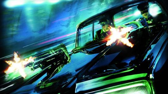 The Green Hornet (2011) Image