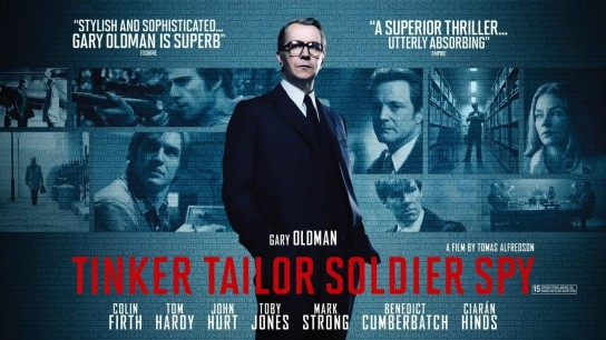 Tinker Tailor Soldier Spy (2011) Image