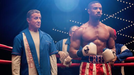 Creed II (2018) Image