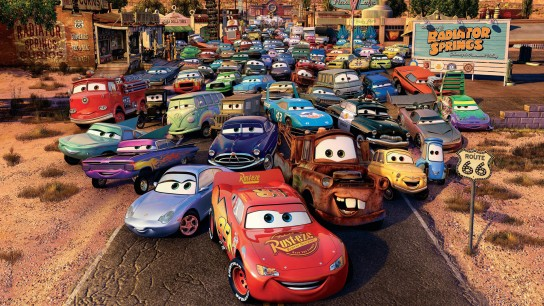Cars (2006) Image
