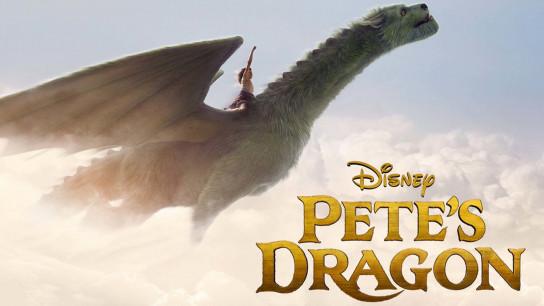 Pete's Dragon (2016) Image