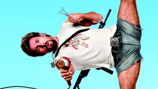You Don't Mess With the Zohan (2008) Image