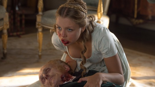 Pride and Prejudice and Zombies (2016) Image