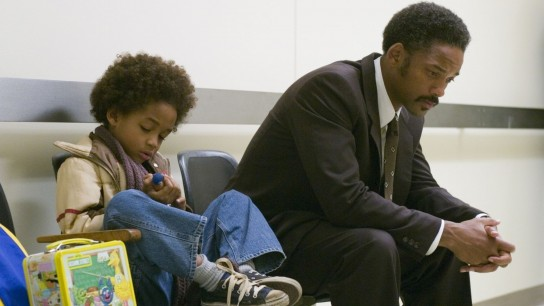 The Pursuit of Happyness (2006) Image