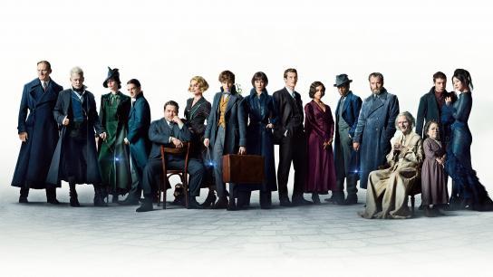 Fantastic Beasts: The Crimes of Grindelwald (2018) Image