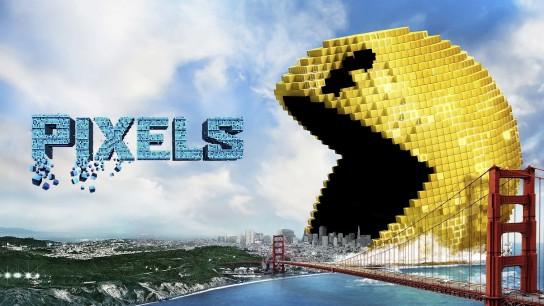 Pixels (2015) Image