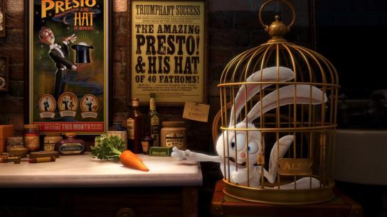 Presto (2008) Image