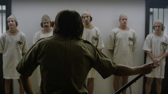 The Stanford Prison Experiment (2015) Image