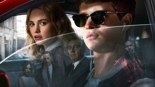Baby Driver (2017) Image