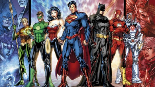 Justice League: War (2014) Image