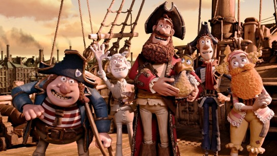 The Pirates! In an Adventure with Scientists! (2012) Image