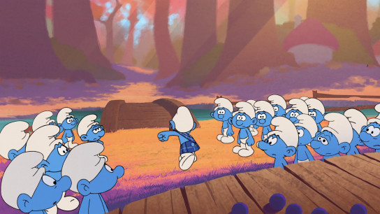 The Smurfs: The Legend of Smurfy Hollow (2013) Image