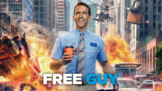 Free Guy (2021) Image