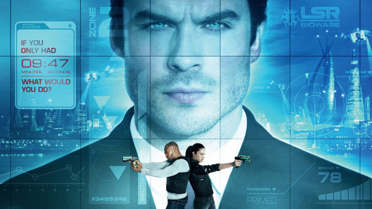 The Anomaly (2014) Image