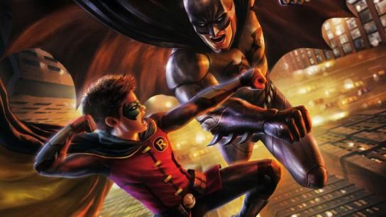 Batman vs. Robin (2015) Image