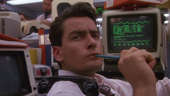 Wall Street (1987) Image