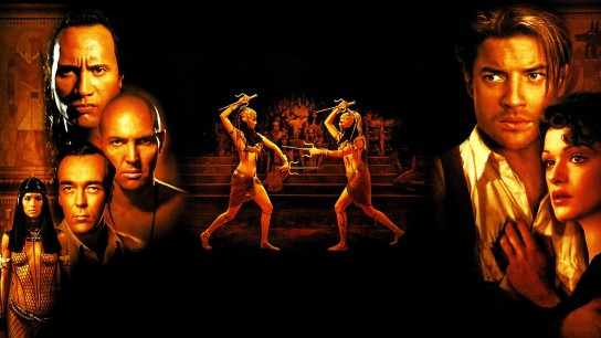 The Mummy Returns (2001) Image