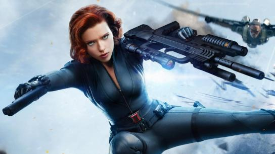 Black Widow (2021) Image