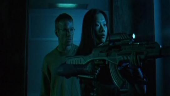 Alien Lockdown (2004) Image