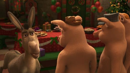 Donkey's Christmas Shrektacular (2010) Image