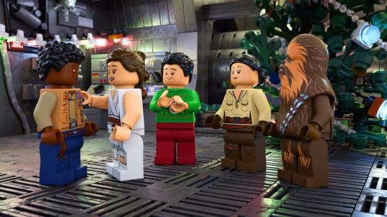 The Lego Star Wars Holiday Special (2020) Image