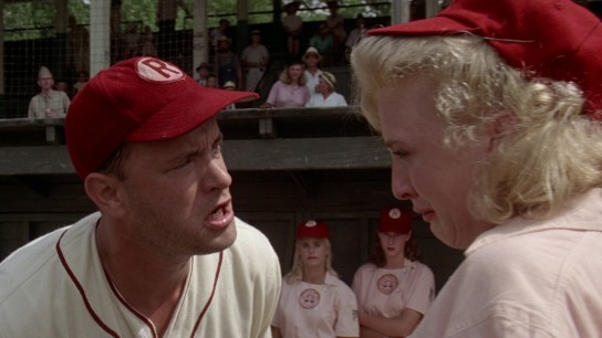 A League of Their Own (1992) Image