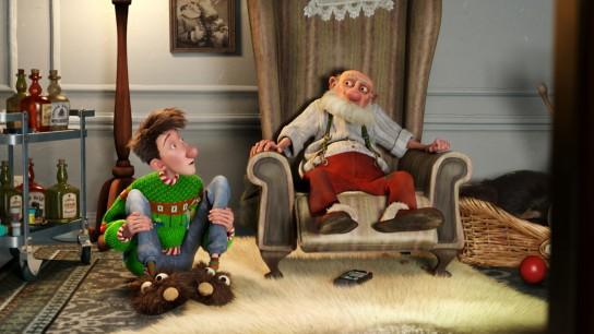 Arthur Christmas (2011) Image
