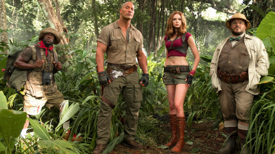 Jumanji: Welcome to the Jungle (2017) Image