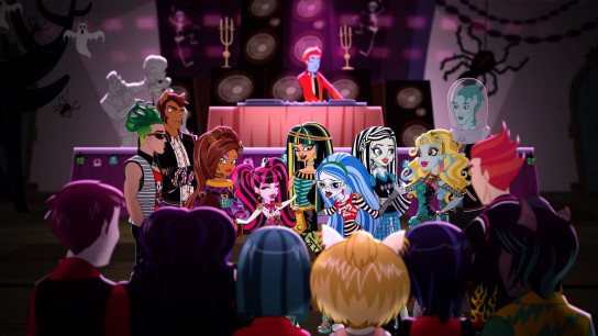 Monster High: Fright On! (2011) Image