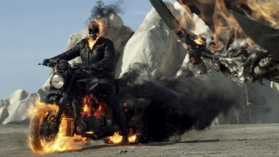 Ghost Rider: Spirit of Vengeance (2011) Image