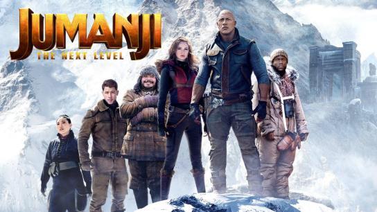 Jumanji: The Next Level (2019) Image