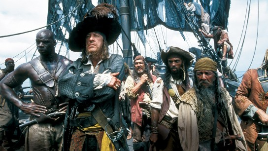 Pirates of the Caribbean: The Curse of the Black Pearl (2003) Image