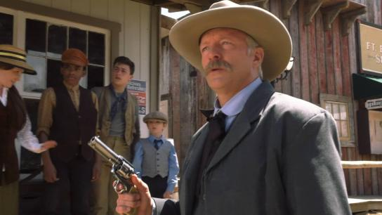 Bill Tilghman and the Outlaws (2019) Image