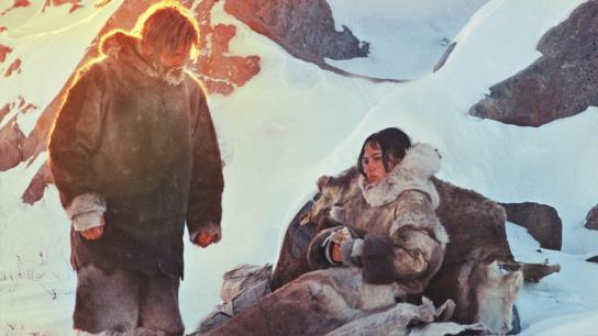 The Snow Walker (2003) Image