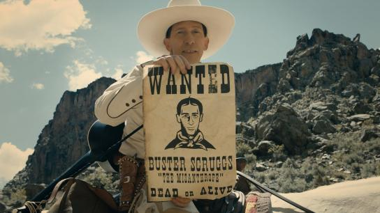 The Ballad of Buster Scruggs (2018) Image