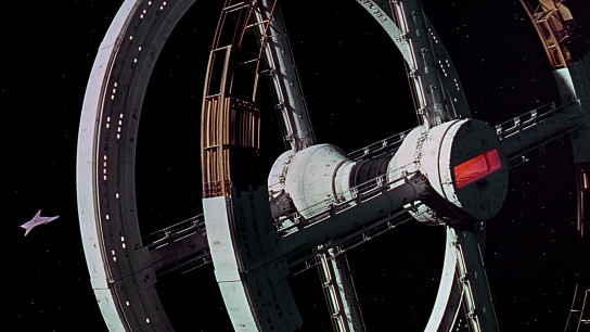 2001: A Space Odyssey (1968) Image