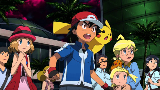 Pokémon the Movie: Hoopa and the Clash of Ages (2015) Image