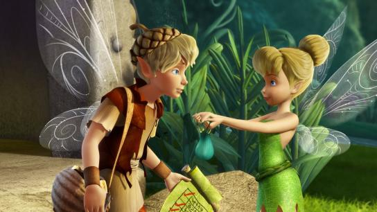 Tinker Bell and the Lost Treasure (2009) Image