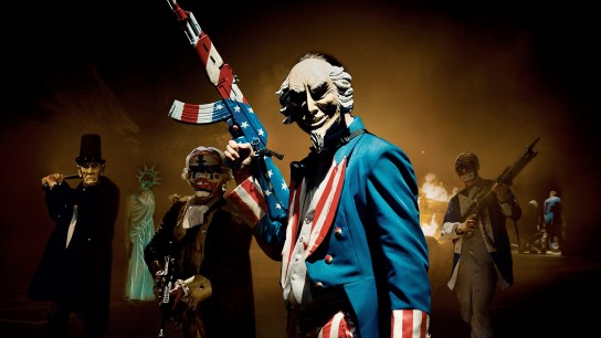 The Purge: Election Year (2016) Image
