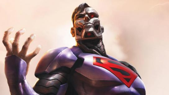 Reign of the Supermen (2019) Image