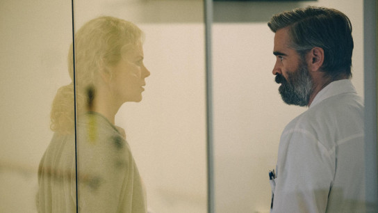 The Killing of a Sacred Deer (2017) Image