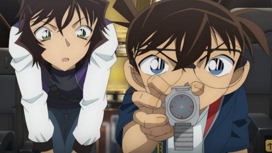 Detective Conan: The Scarlet Bullet (2021) Image