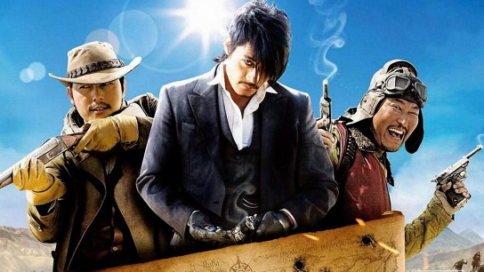 The Good, The Bad, The Weird (2008) Image