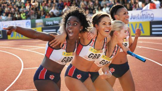 Fast Girls (2012) Image