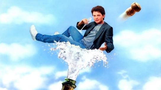 The Secret of My Success (1987) Image