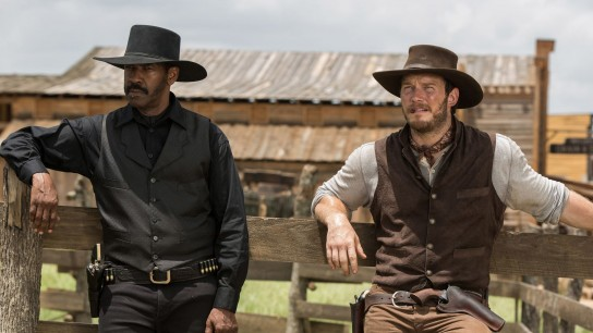 The Magnificent Seven (2016) Image