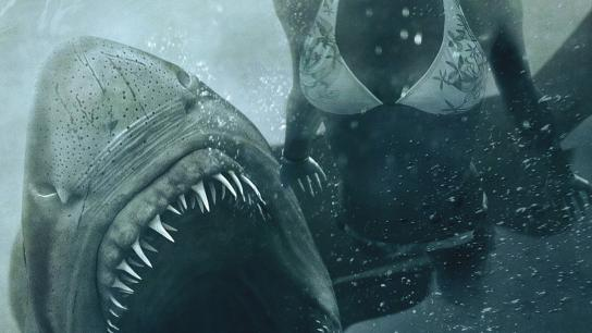 Shark Night 3D (2011) Image