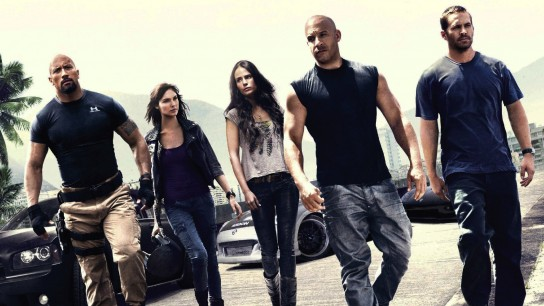 Fast Five (2011) Image